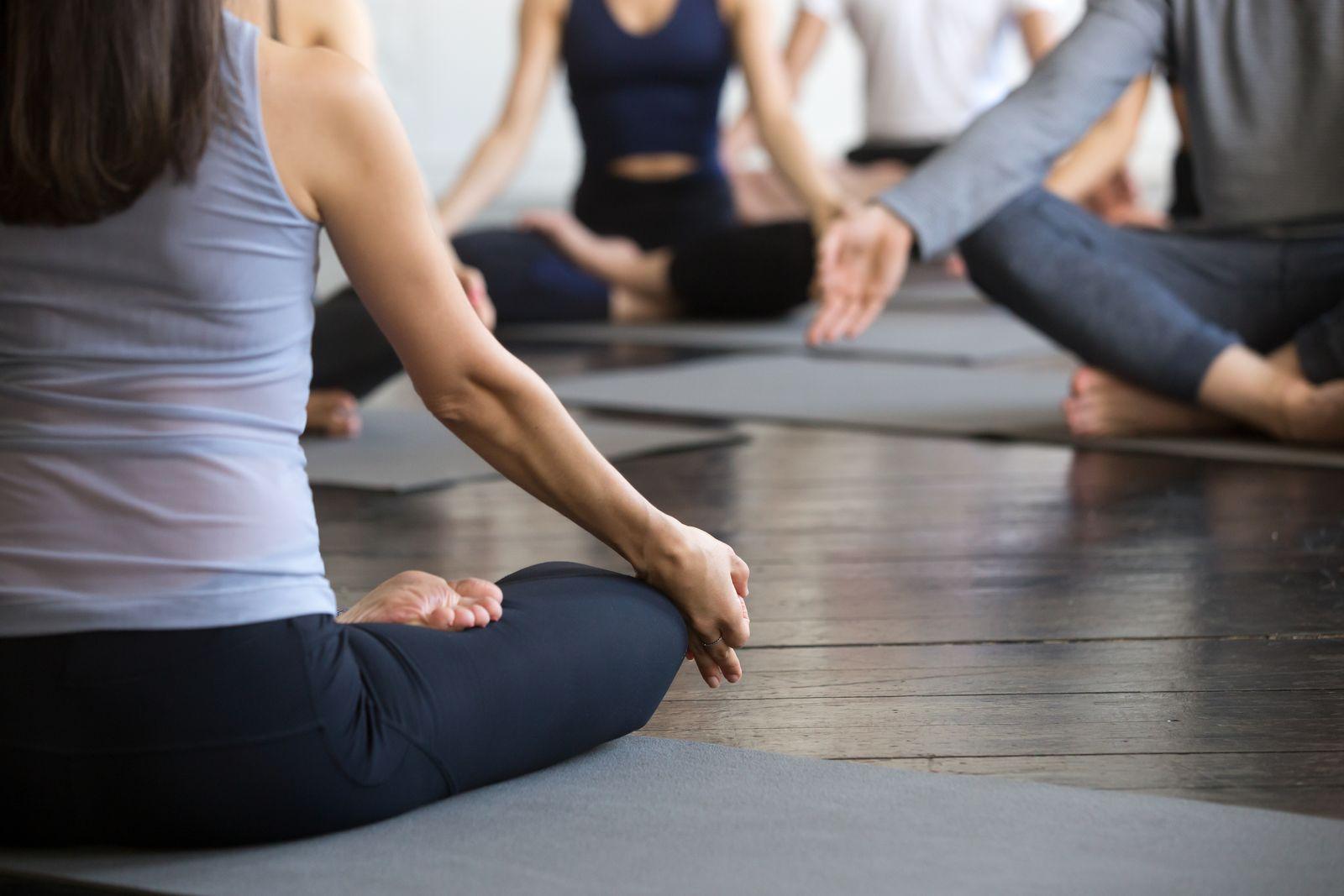 Yoga Iyengar Cours Herault